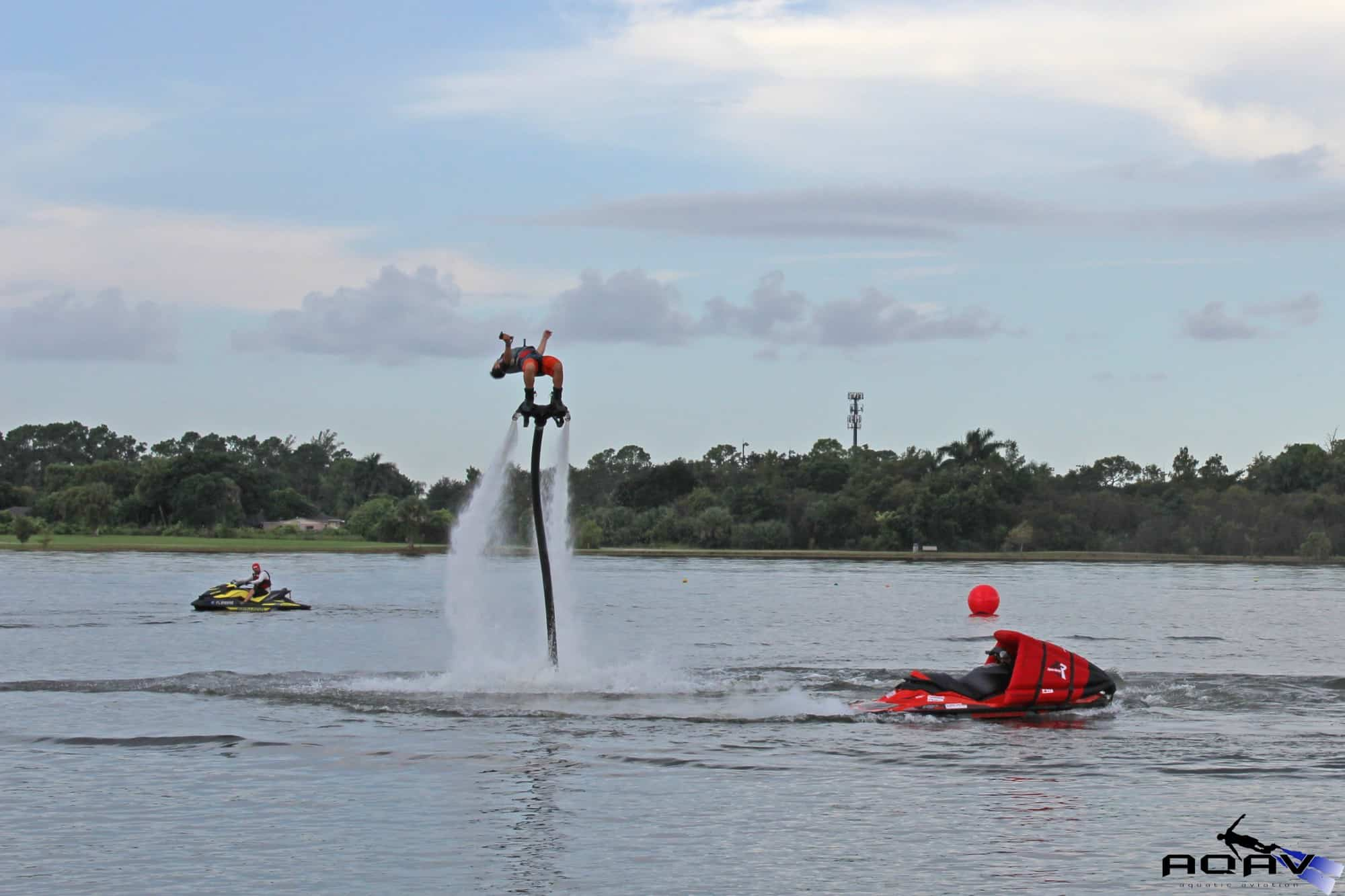 flyboard world cup water hoverboard naples florida Paul Bulka