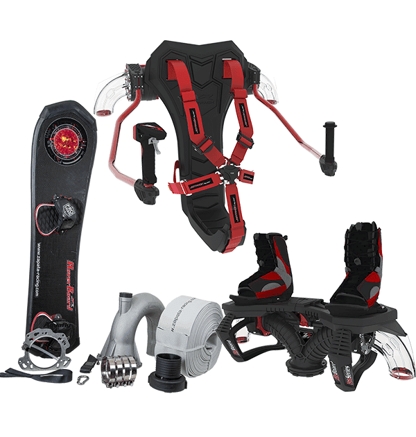 Flyboard Hoverboard JetPack and Wireless EMK by ZR