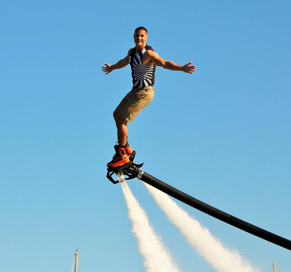 Flyboarding Instructor