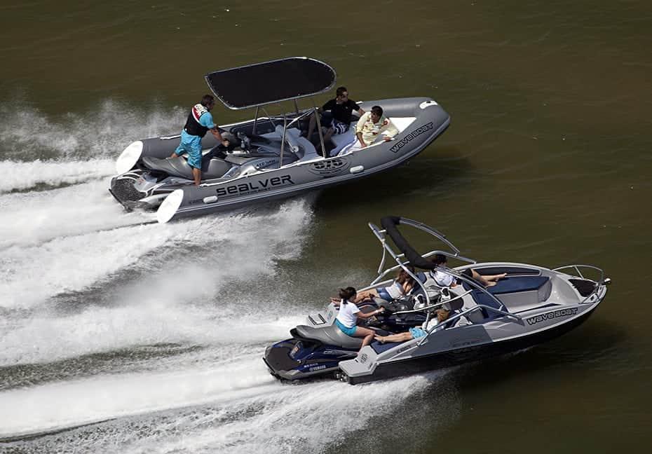 Sealver Wave Boat 525