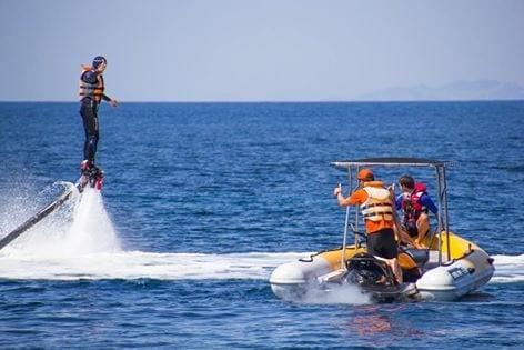 Sealver wave boat flyboard jet ski attachment
